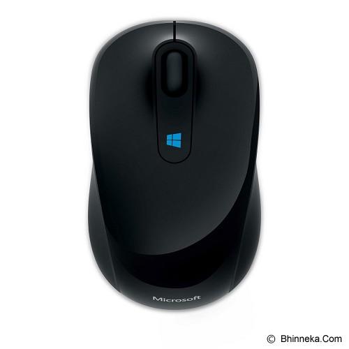 MICROSOFT Sculpt Mobile Mouse [43U-00010] - Black LL Cert - Mouse Mobile